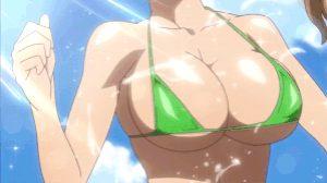 anime boobs