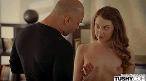 Elena Koshka – Young Model Gives Up Her Butt – Tushy