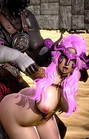 Female Gladiator #6(honey select#62)