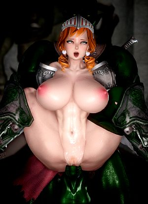 female knight#5(Honey Select #63)
