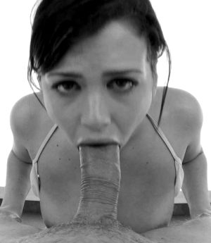 Good-looking deepthroat compilation by 'The Channel of BlowJob'