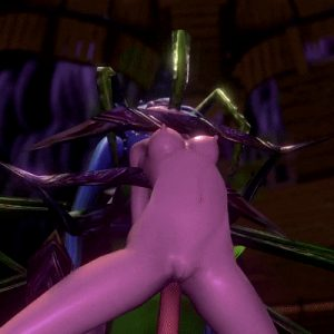 Hatsune Miku insect sex impregnation The Northwood Lair