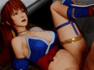 Kasumi works hard to survive
