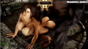 Lara and the monster