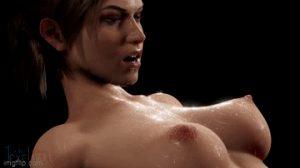 Lara Croft Erotic Art(TexelNaut)
