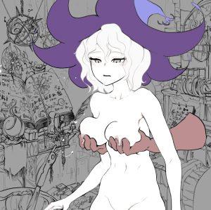 MilkyWay (pixiv) – milking witch