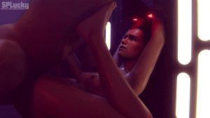 Rey hot sweaty fuck – Star Wars
