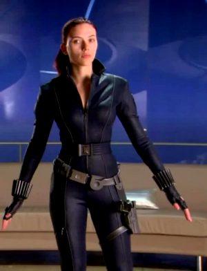 Scarlett Johansson's Ass